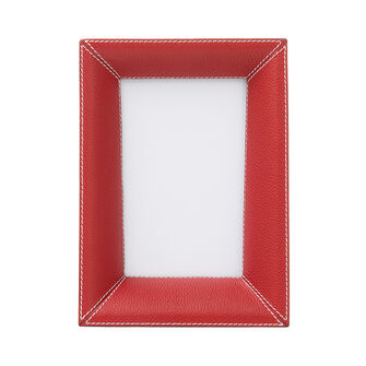 LOEWE Photo Frame Small 樱桃红 front