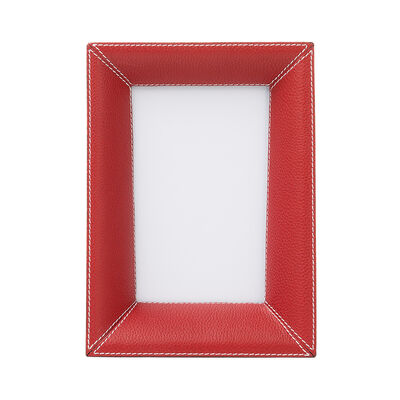 LOEWE Photo Frame Small チェリー front