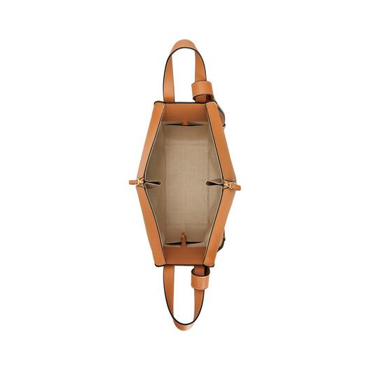 LOEWE Hammock Small Bag Vanilla/Dune front