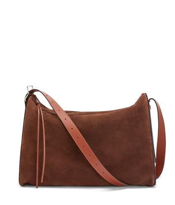 LOEWE Berlingo Large Bag Taupe front