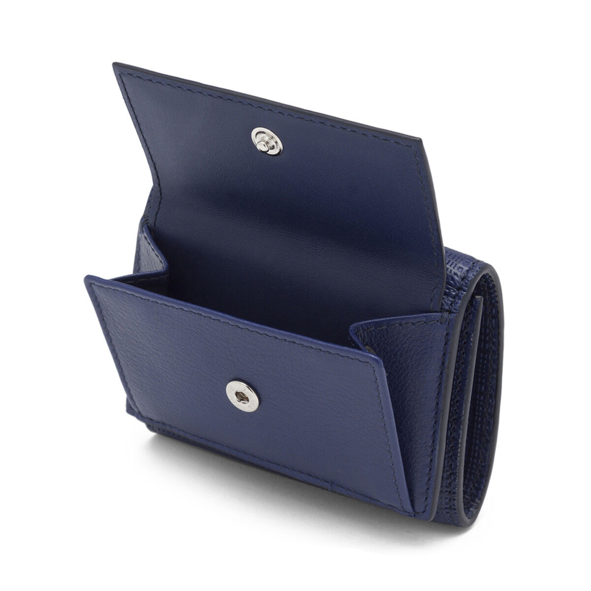 Linen Trifold Wallet