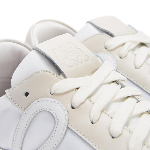 LOEWE Sneaker Blanco/Crudo front