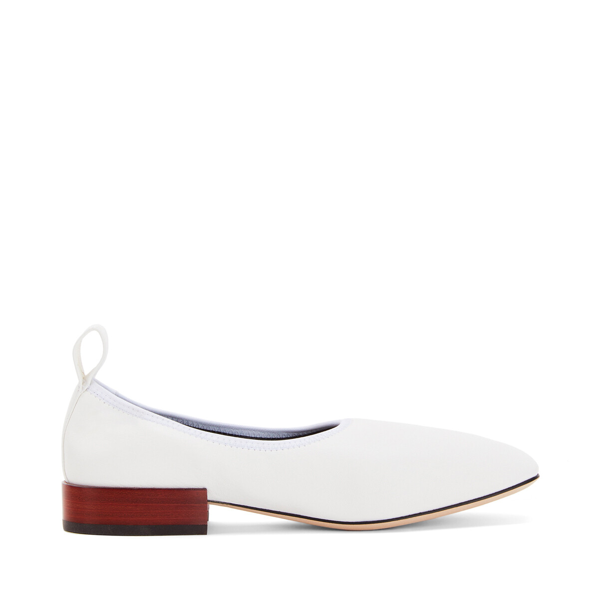 LOEWE Soft Ballerina 25 Soft White front