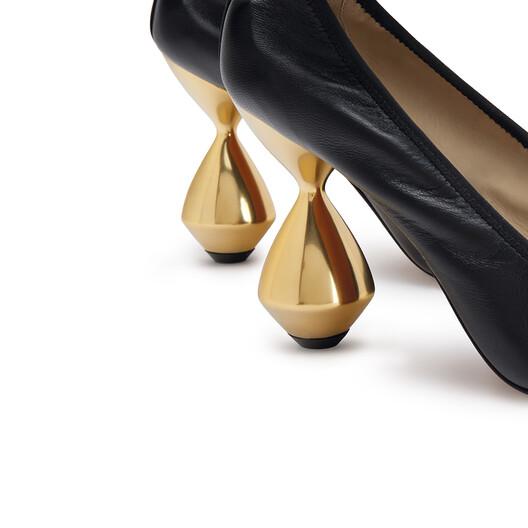 LOEWE Ballerina Pump 90 黑色 front