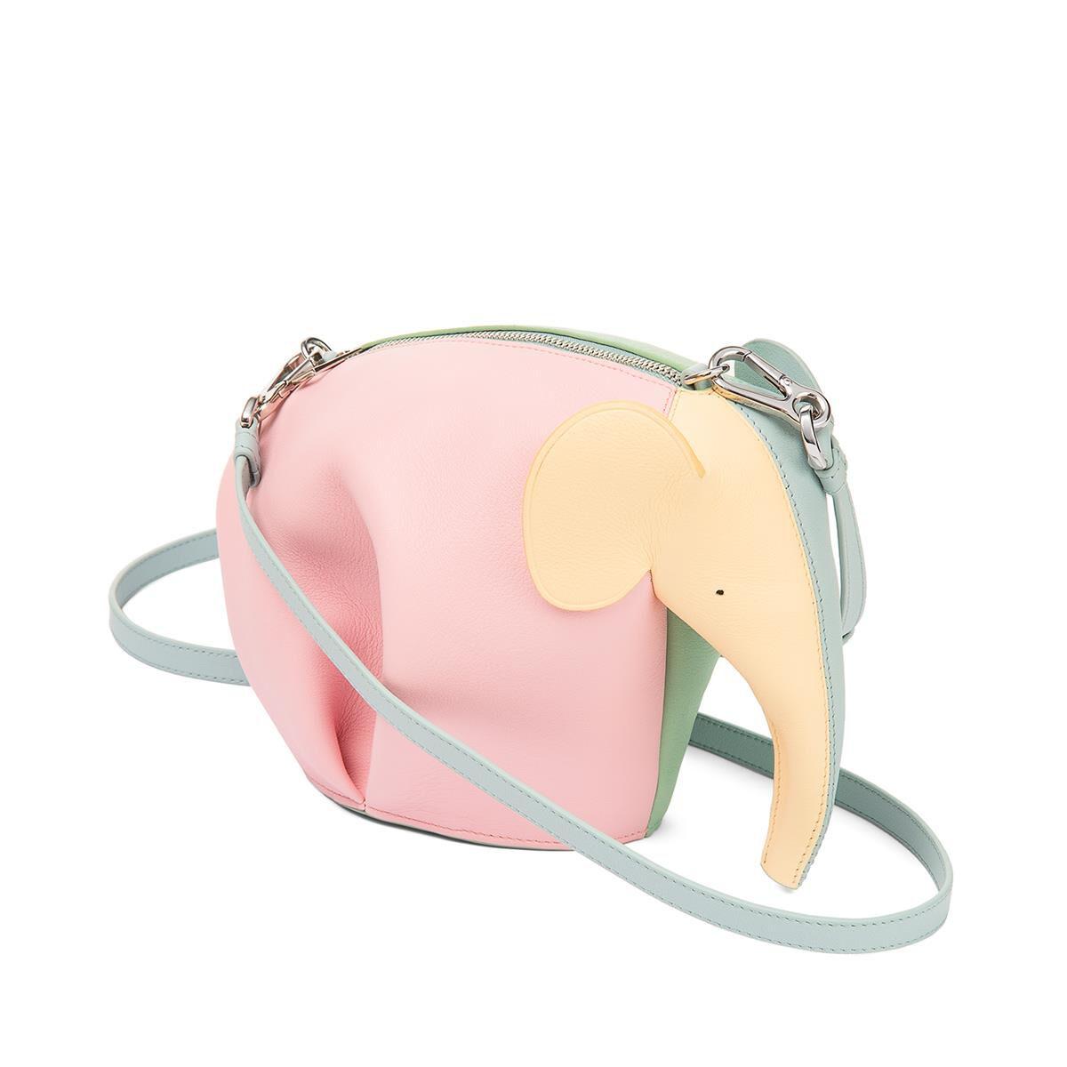 Mini Elephant Bag Loewe 3PqQHO2Ej7