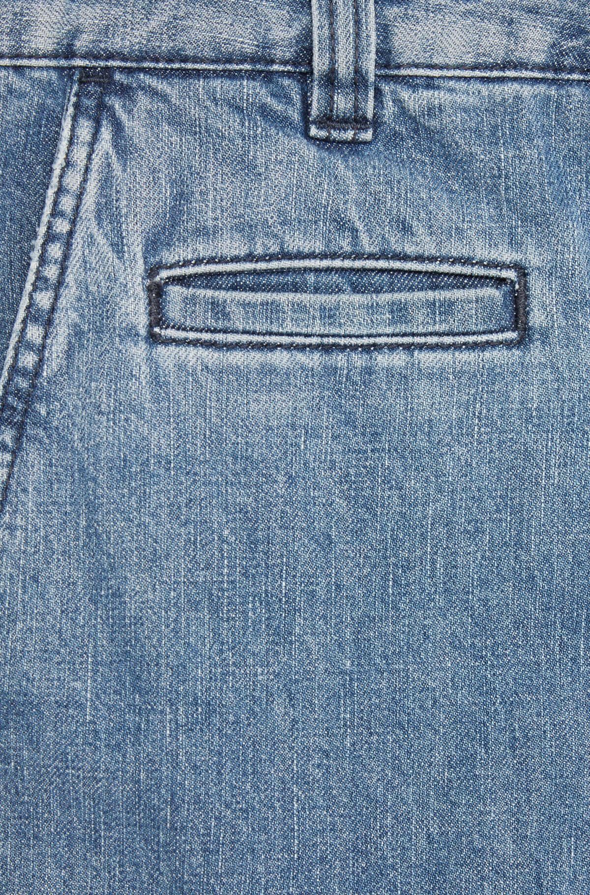 LOEWE Fisherman Jeans Blue front