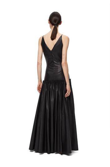 LOEWE Tank Dress ブラック front