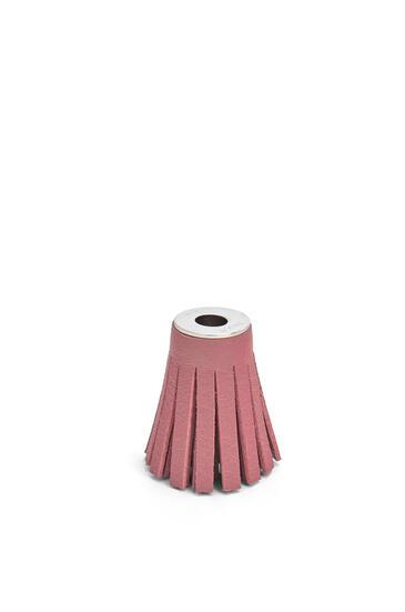LOEWE Tassel die in calfskin Medium Pink pdp_rd