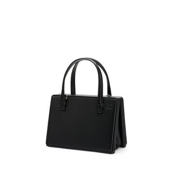 LOEWE Postal Small Bag Black front