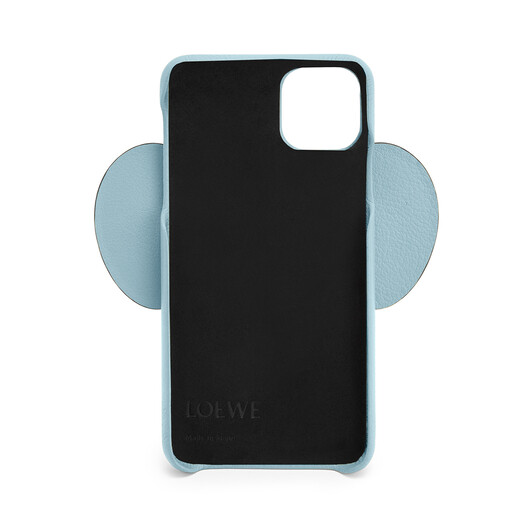 LOEWE Elephant Cover For Iphone 11 Pro Max 淡蓝色 front