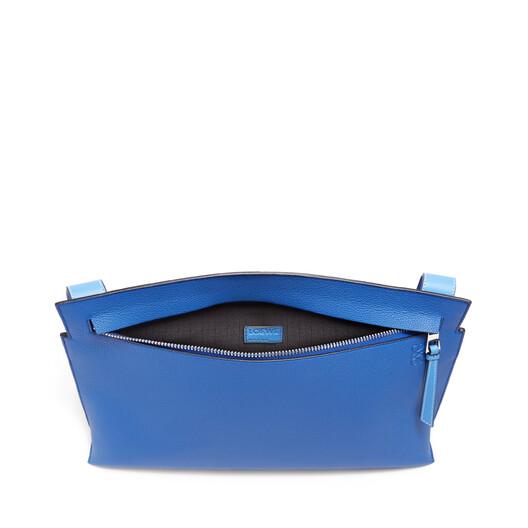 LOEWE T Messenger Bag Pacific Blue/Seaside Blue front