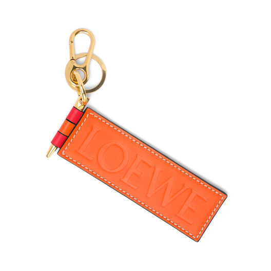 LOEWE Gate Loewe Charm Orange/Red all