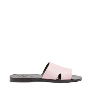 LOEWE Anagram Mule Light Pink front