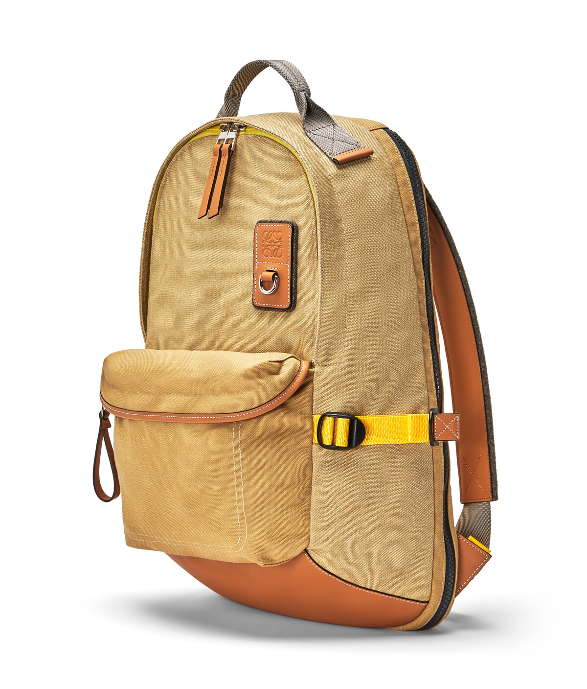LOEWE Eye/Loewe/Nature Backpack Gold front