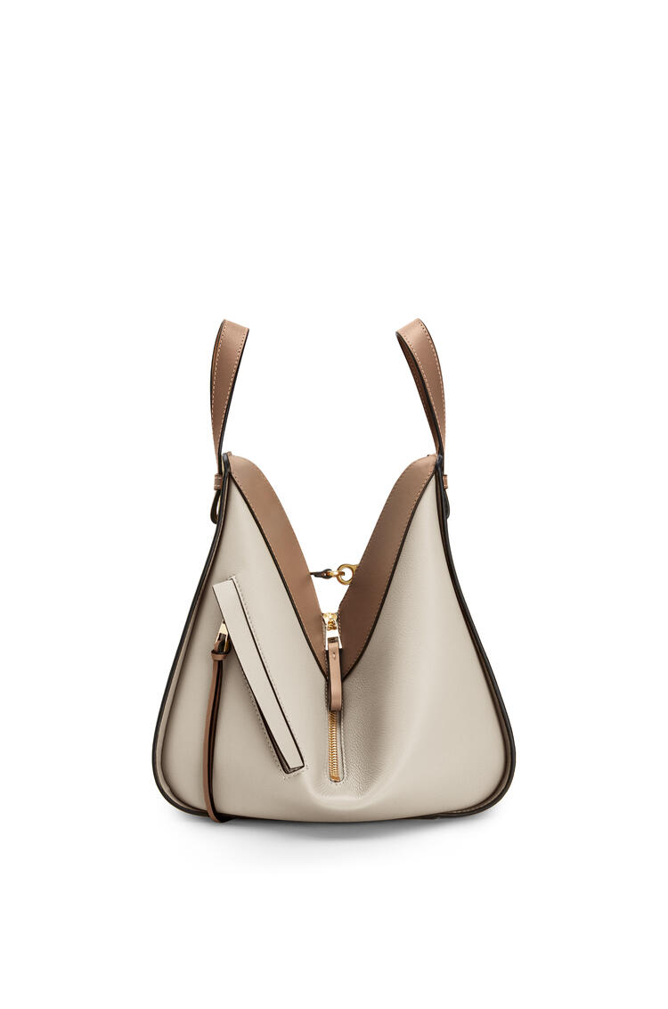 LOEWE Small Hammock bag in classic calfskin Warm Desert/Mink Color pdp_rd