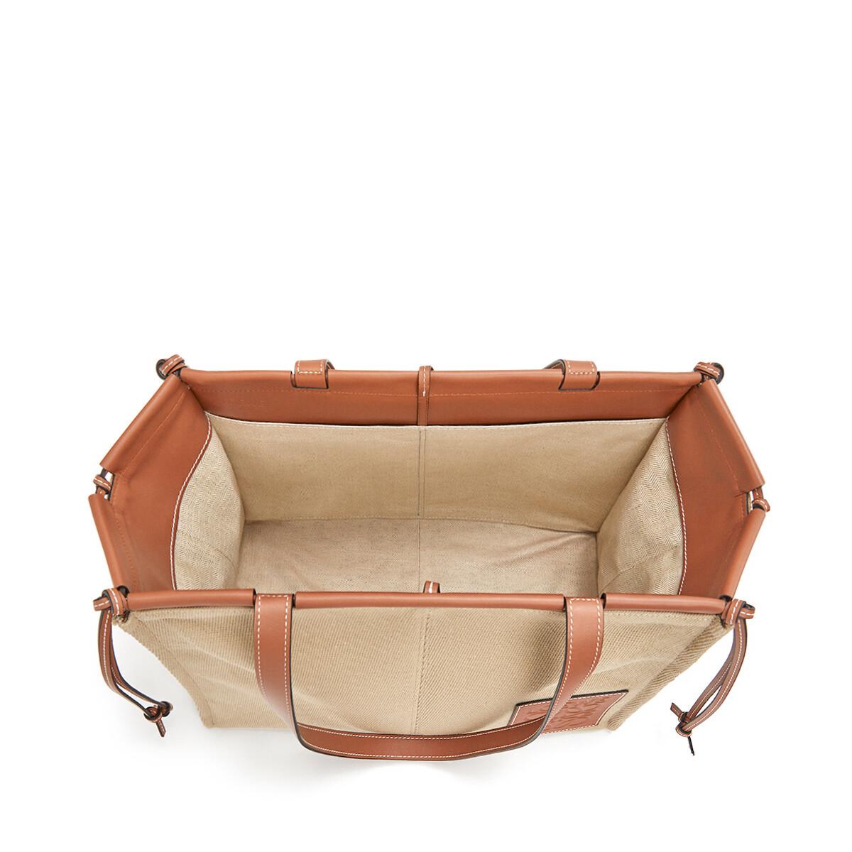 LOEWE Cushion Tote Cord front
