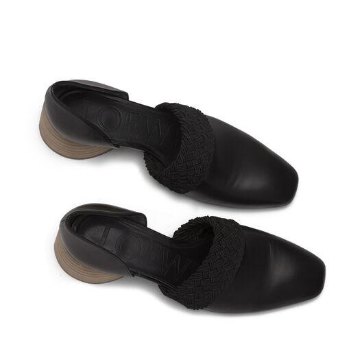 LOEWE Flex Loafer 40 Negro all