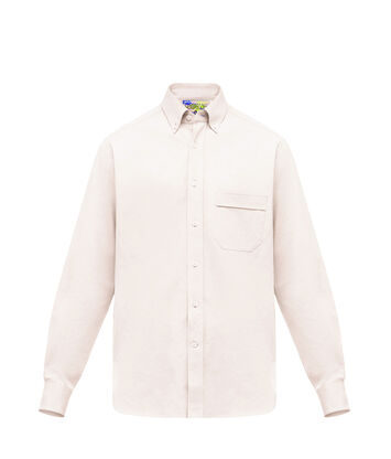 LOEWE Oxford Shirt 白色 front