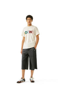 LOEWE Shorts in nappa Black pdp_rd