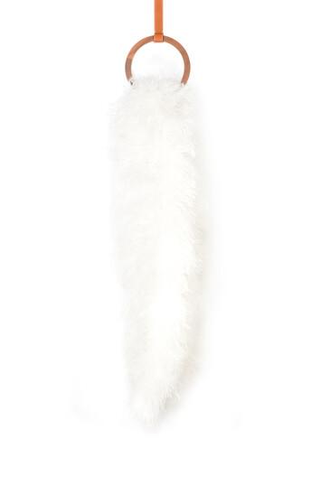 LOEWE 15X230 Boa White front