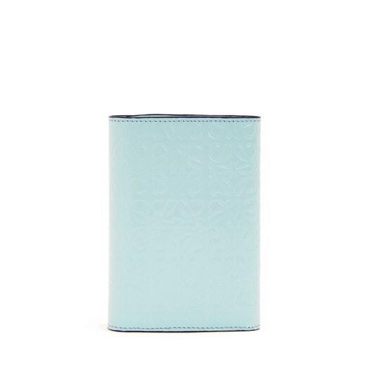 LOEWE Small Vertical Wallet Mint front