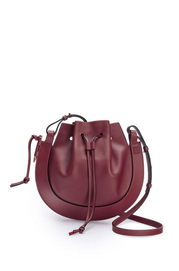 LOEWE Horseshoe bag in nappa calfskin Wine pdp_rd