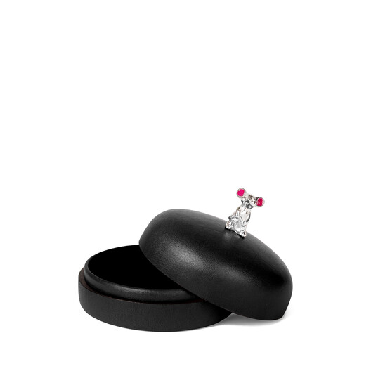 LOEWE Box Mouse Small Black front