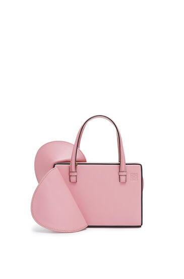 LOEWE Small Postal Wings Bag In Classic Calfskin Cotton Candy  pdp_rd