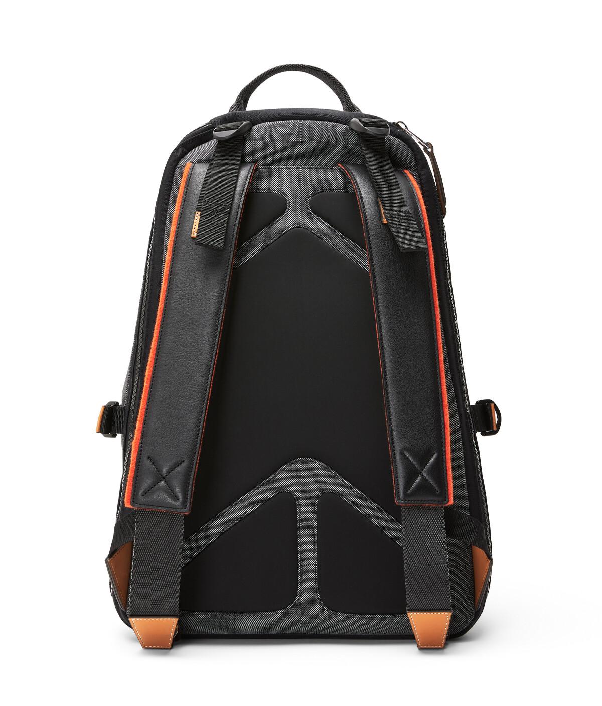 LOEWE Eye/Loewe/Nature Backpack Black front