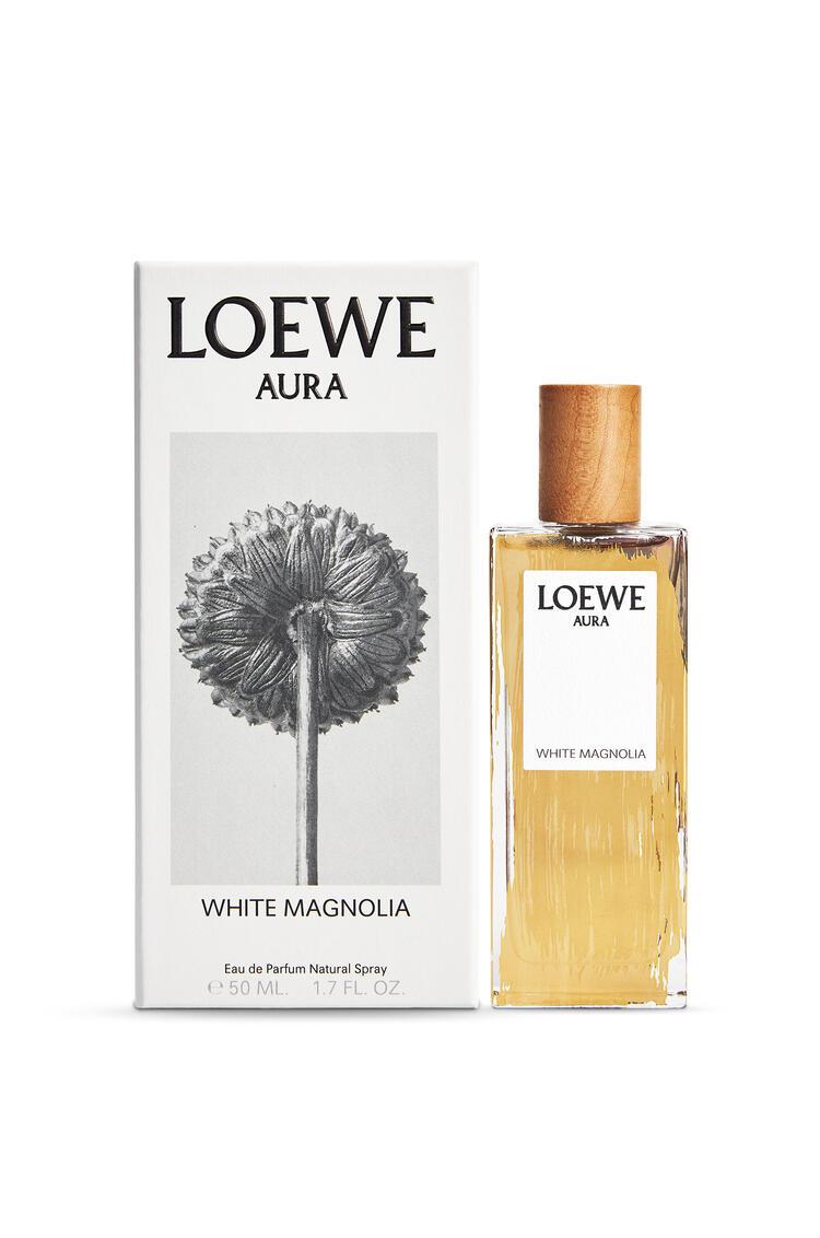 LOEWE ロエベ オーラ ホワイトマグノリア オードゥパルファン 50Ml カラーレス pdp_rd