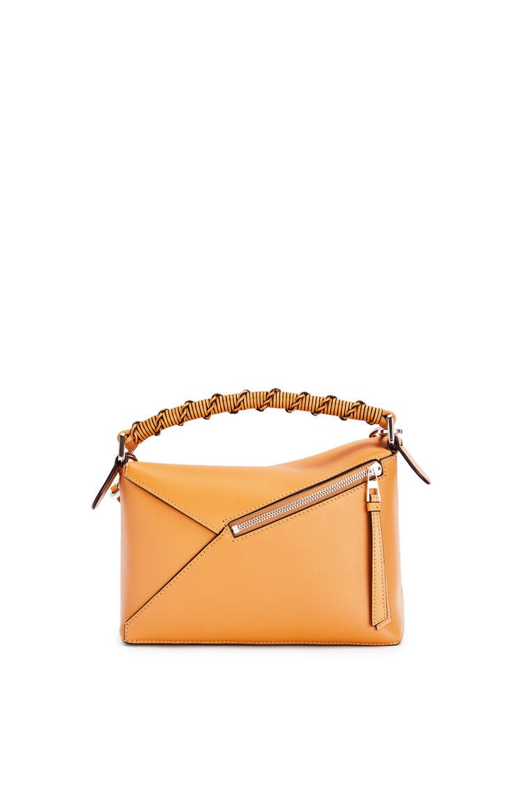 LOEWE Small Puzzle Edge bag in nappa calfskin Warm Desert pdp_rd