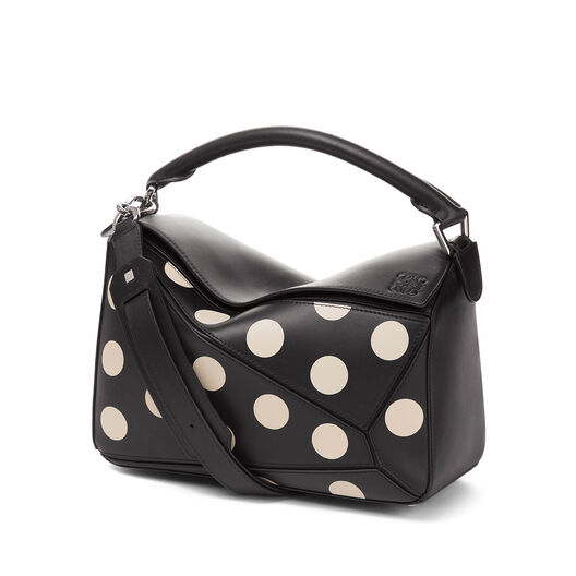 Bolso Puzzle Dots