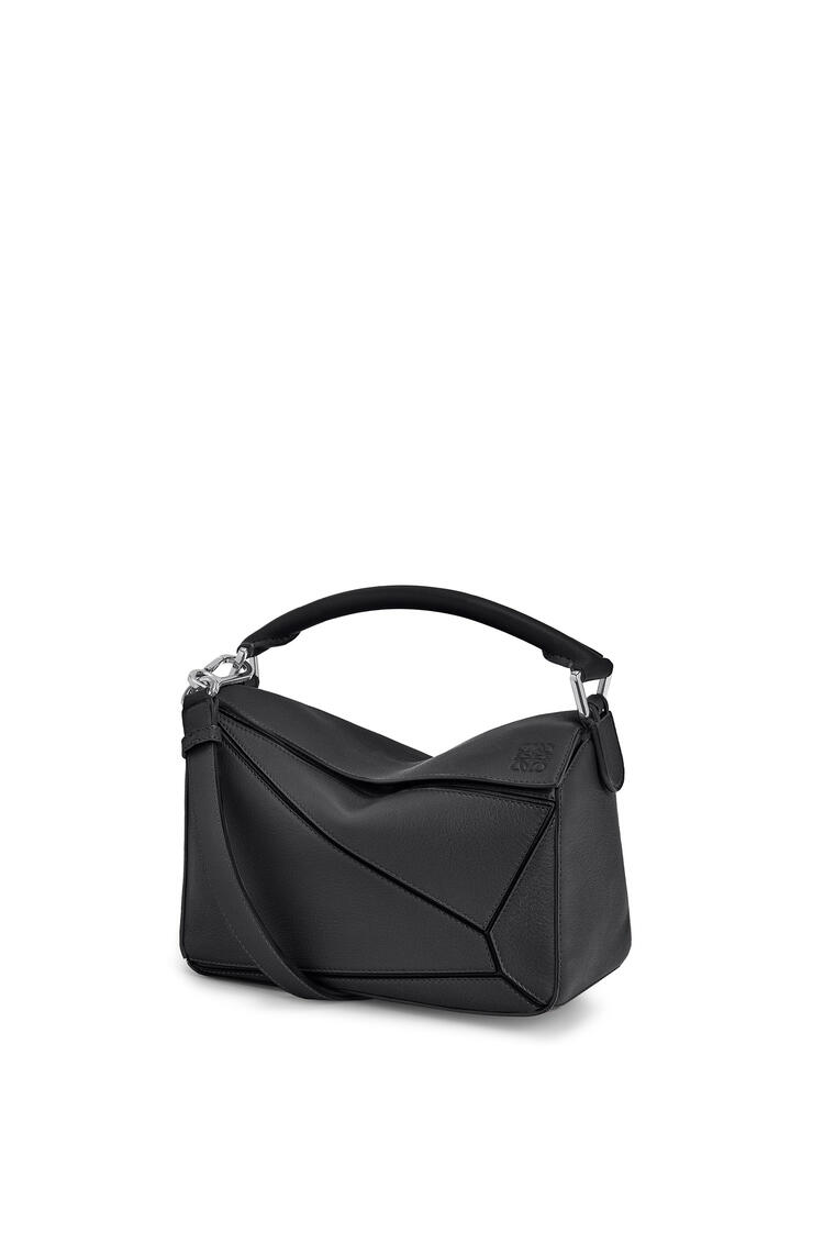 LOEWE Small Puzzle Bag In Classic Calfskin 黑色 pdp_rd