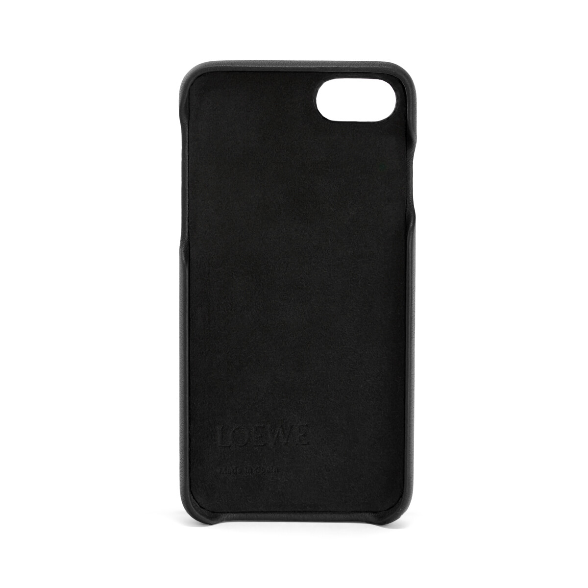 LOEWE Cover For Iphone 8 ブラック front