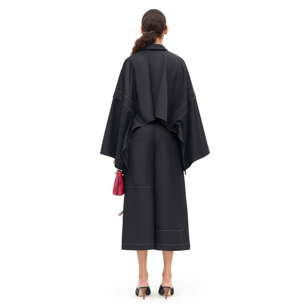 LOEWE Shirt Jacket Black front