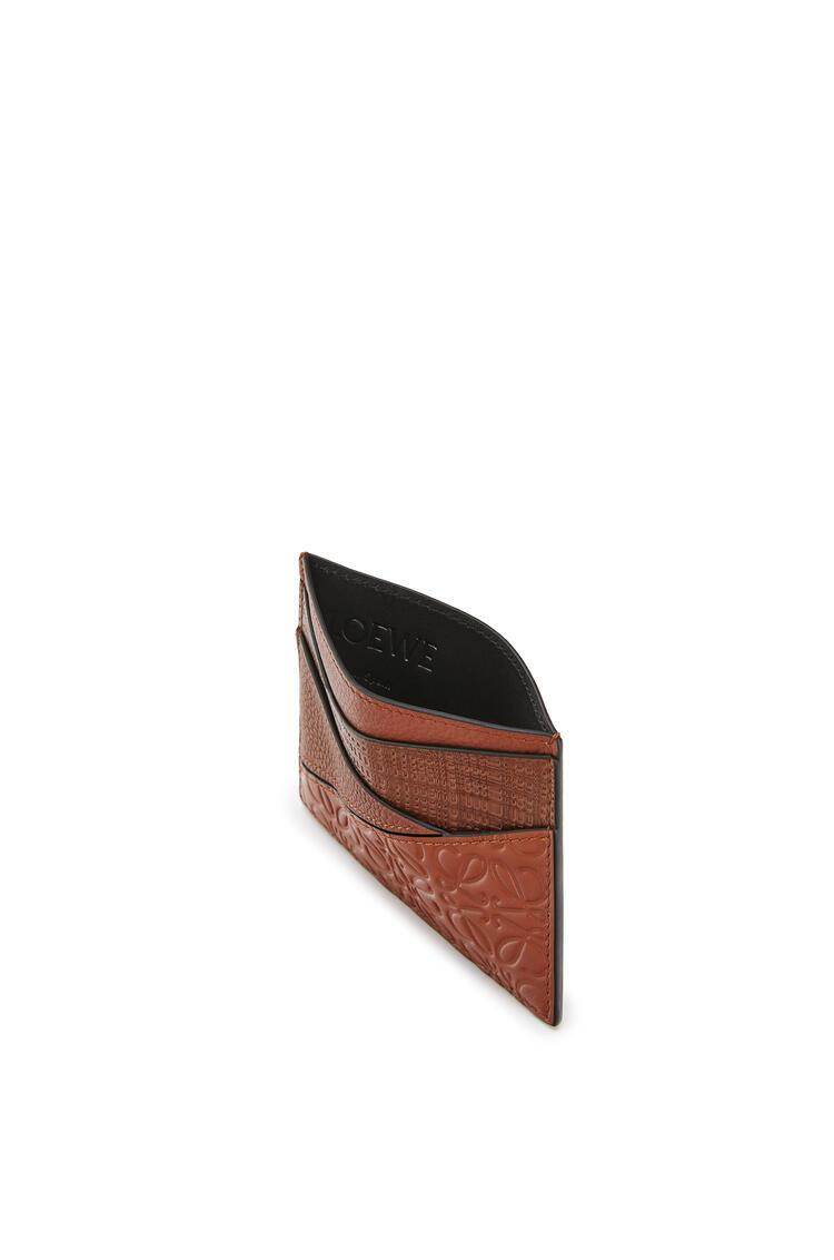 LOEWE パズル プレーン カードホルダー(テクスチャード カーフスキン) Cognac pdp_rd