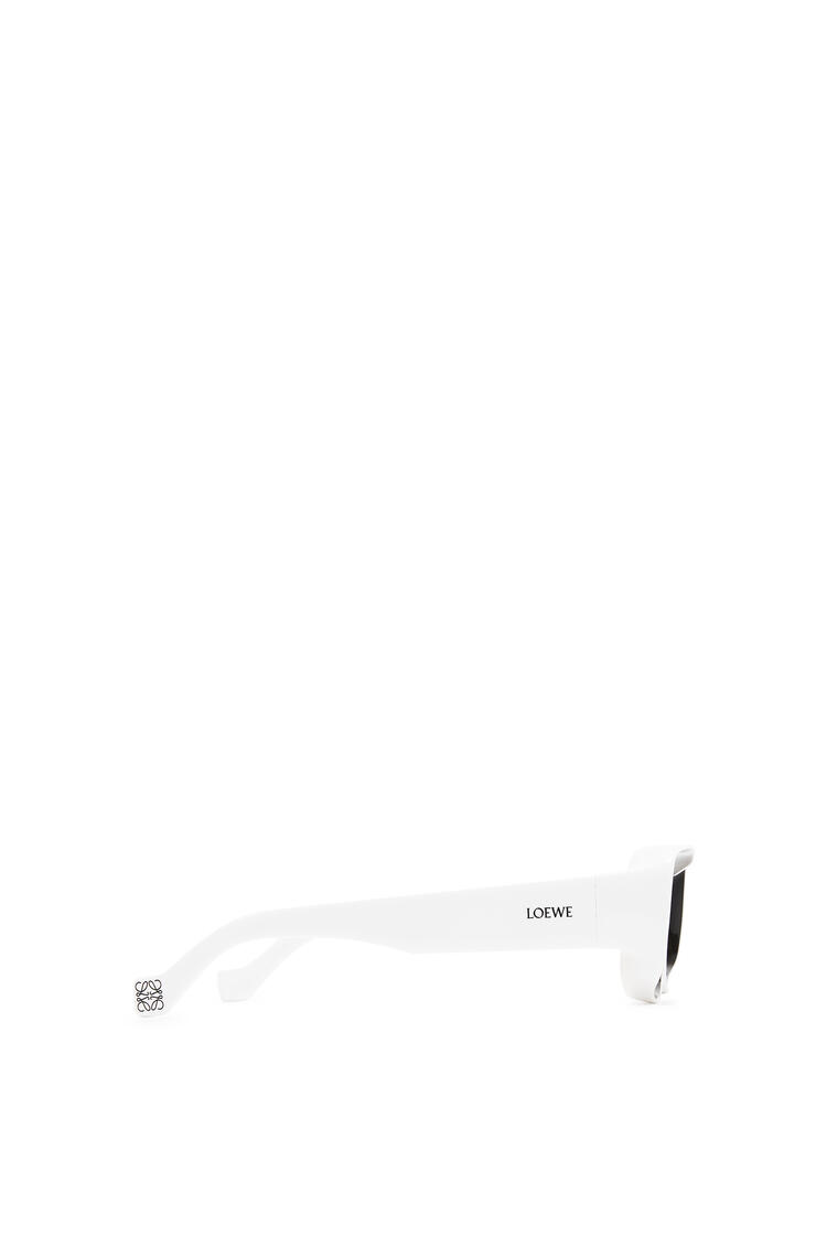 LOEWE Sunglasses in acetate Black/White pdp_rd