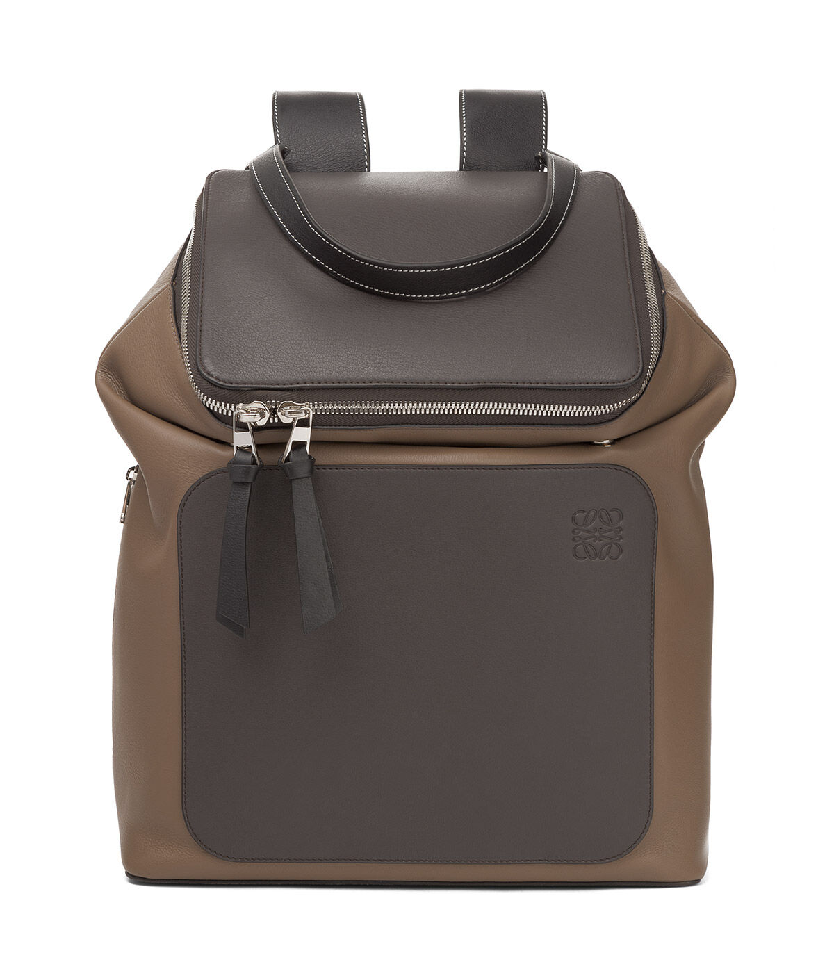 Outlet Locations Cheap Price Sale Very Cheap Goya backpack - Brown Loewe For Cheap mUpVsQK7B