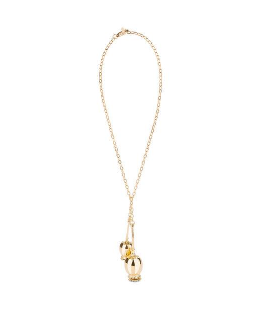 LOEWE Poppy Necklace 金色 all