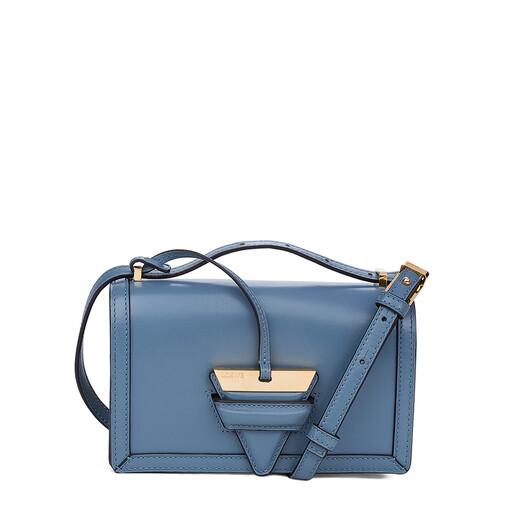 LOEWE Barcelona Small Bag Varsity Blue front