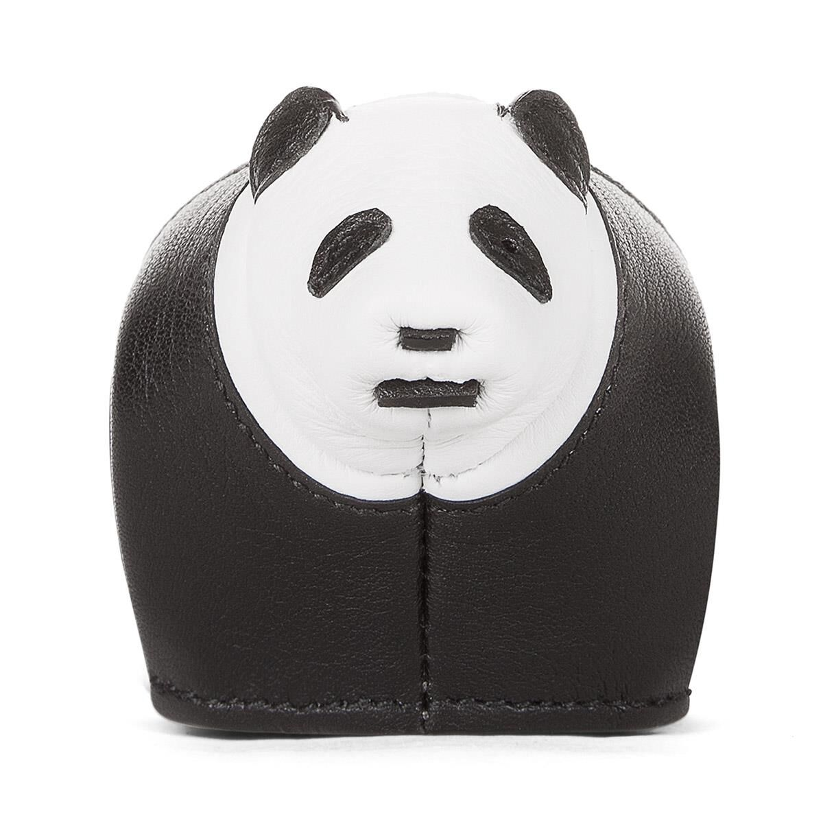 LOEWE Panda Charm Negro/Blanco all