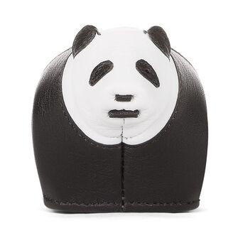 LOEWE Panda Charm Black/White front