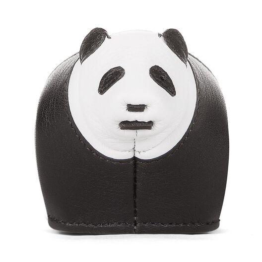LOEWE Panda Charm 黑色/白色 all