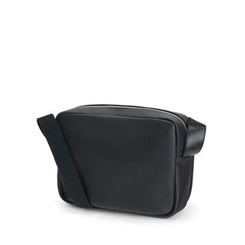 LOEWE Military Messenger Small Bag Black front