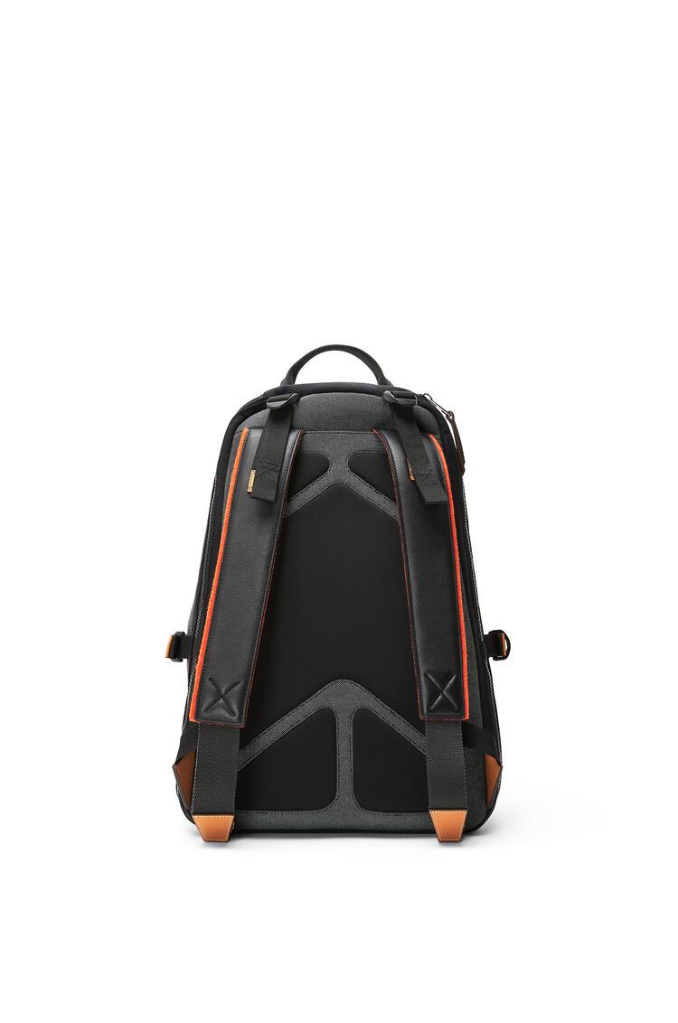 LOEWE Eye/Loewe/Nature Backpack Black pdp_rd