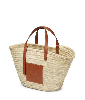 LOEWE Basket Large Natural/Tan front
