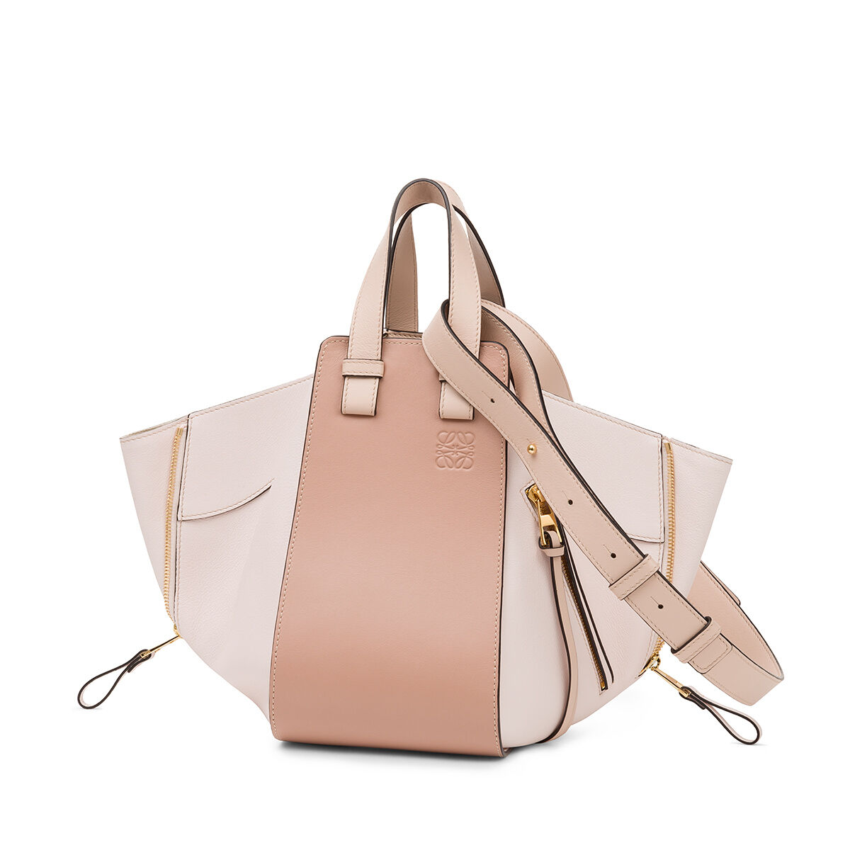LOEWE Hammock Small Bag Blush Multitone all