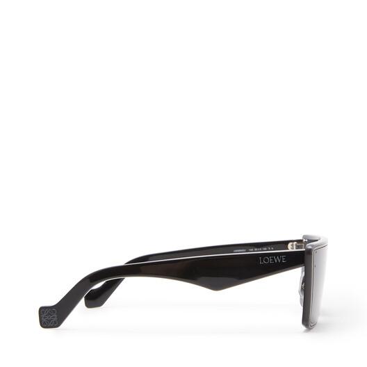 LOEWE Gafas De Sol Ss20 Mask Pequeña Antracita front