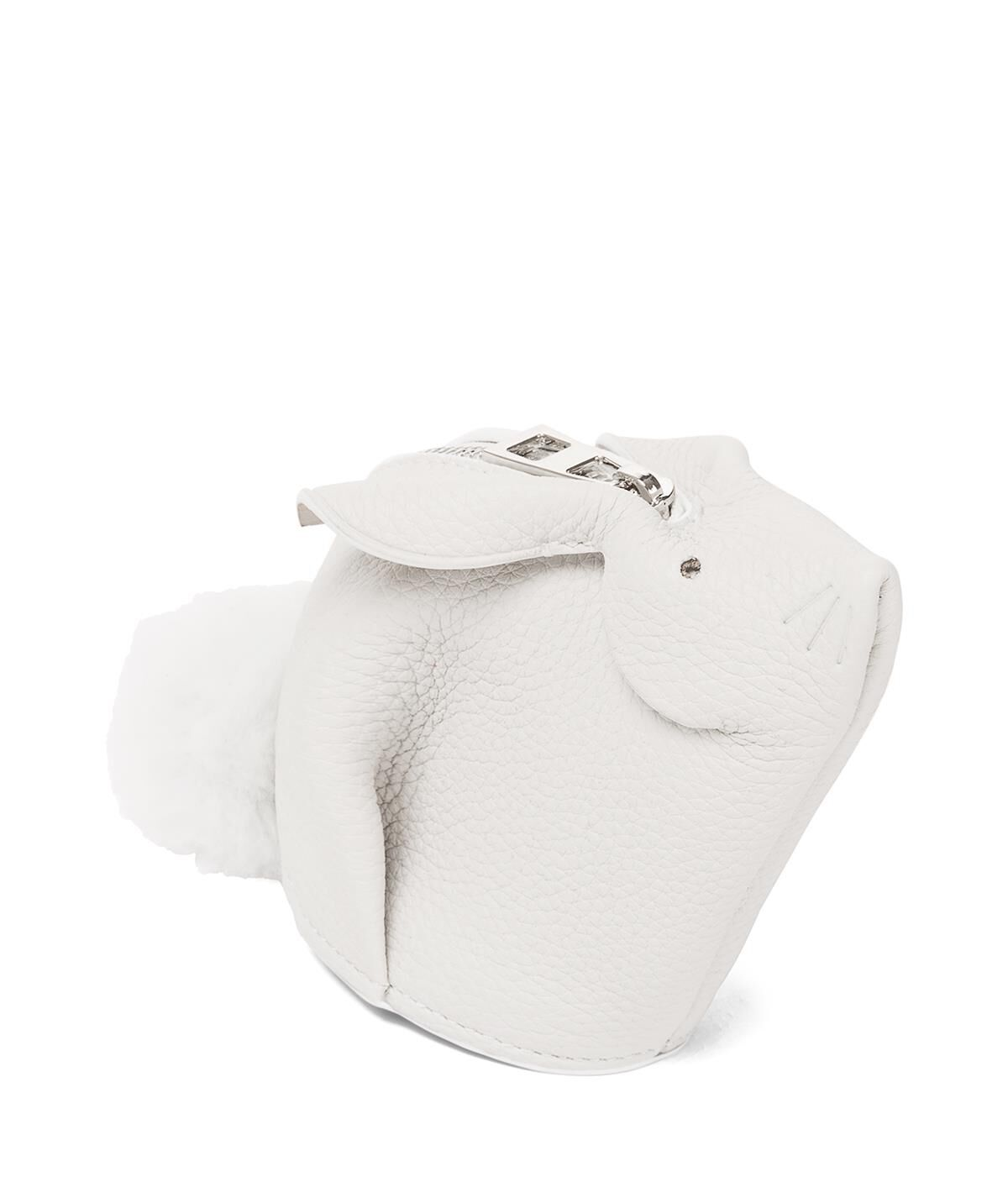 LOEWE Bunny Coin Purse White all