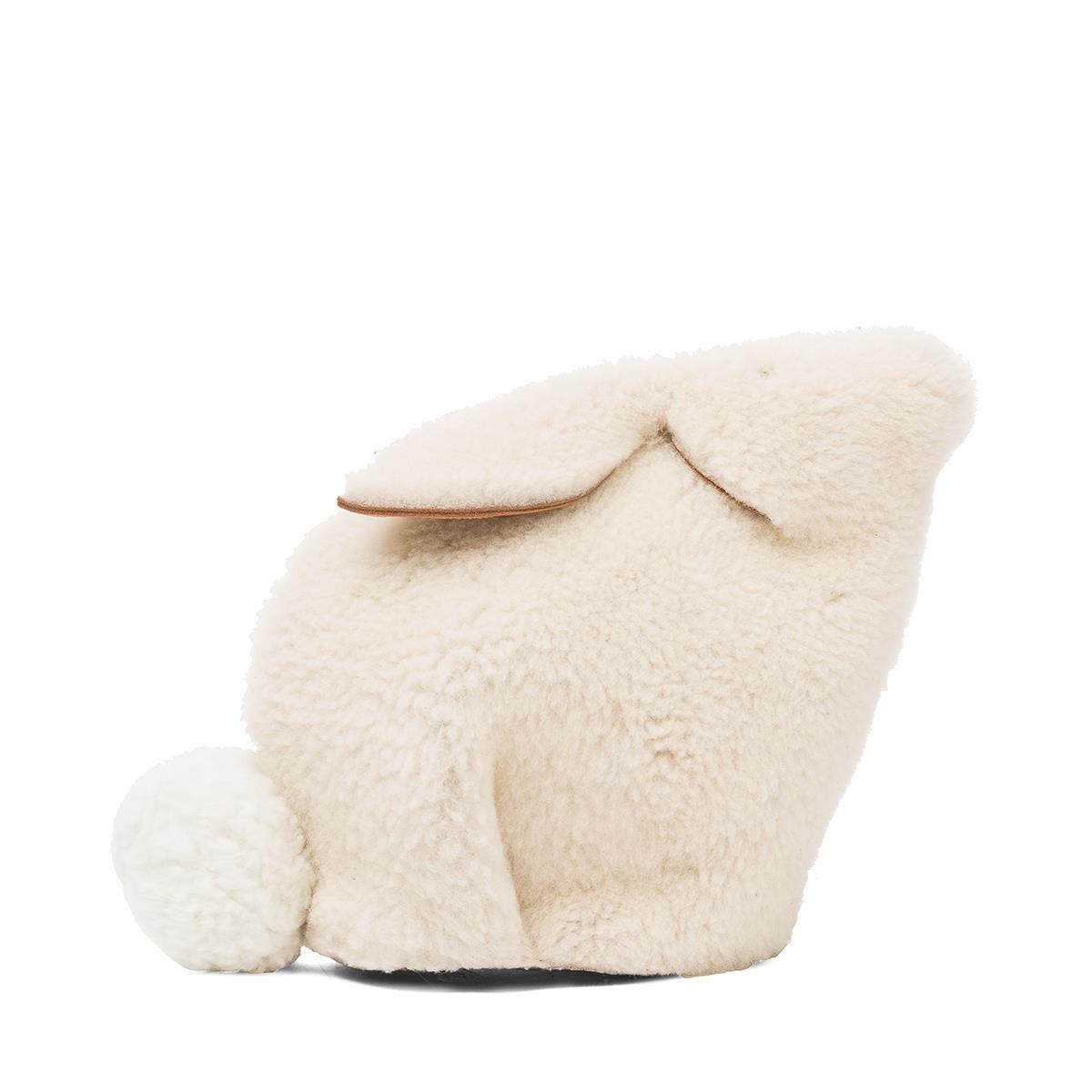 LOEWE Bunny Mini Bag Natural front